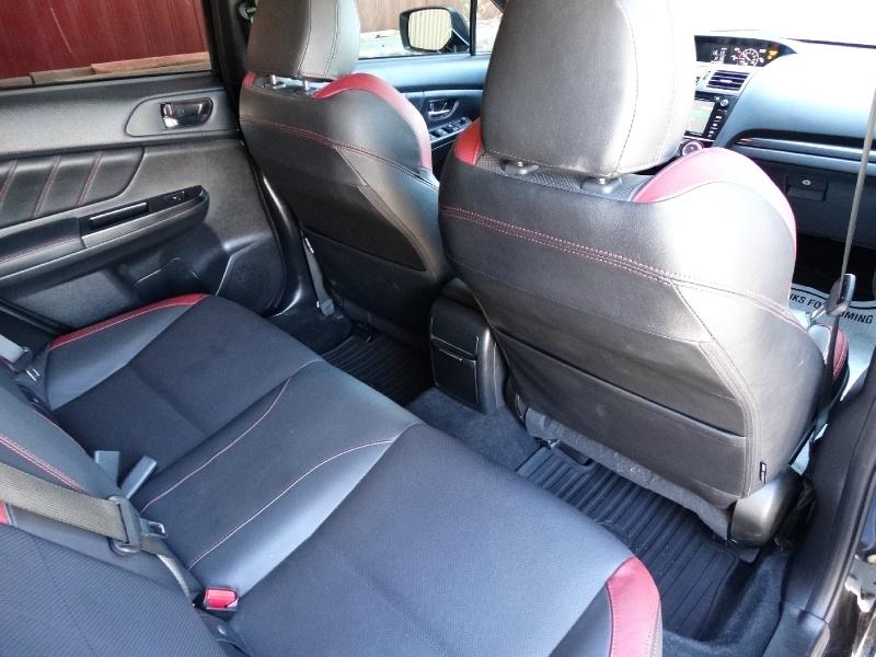 Subaru WRX STI Limited 2016 price $25,995