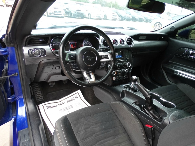 Ford Mustang 2016 price $20,495