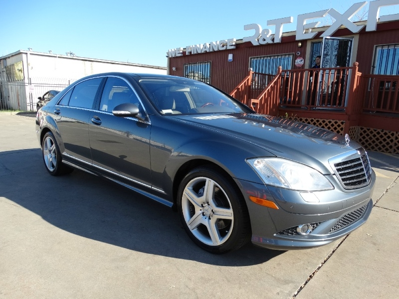 Mercedes-Benz S-Class 2008 price $10,995