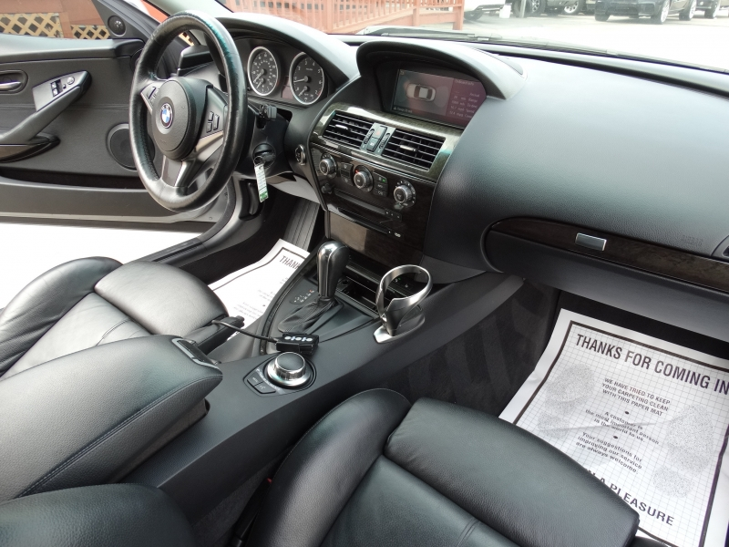 BMW 6-Series 2006 price $11,995