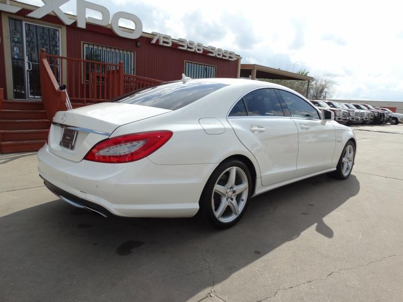 Mercedes-Benz CLS-Class 2012 price $19,995