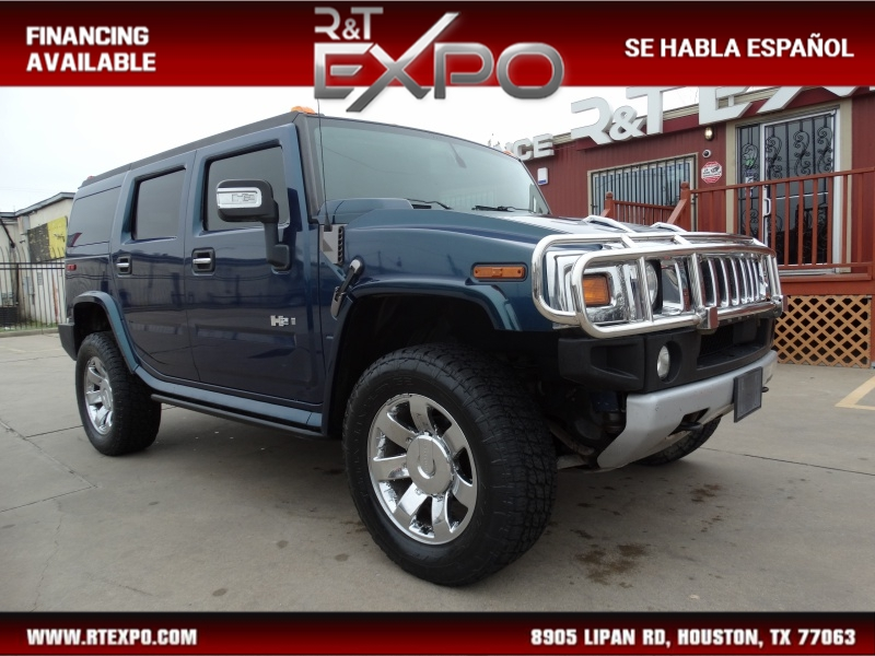 Hummer H2 2008 price $21,995