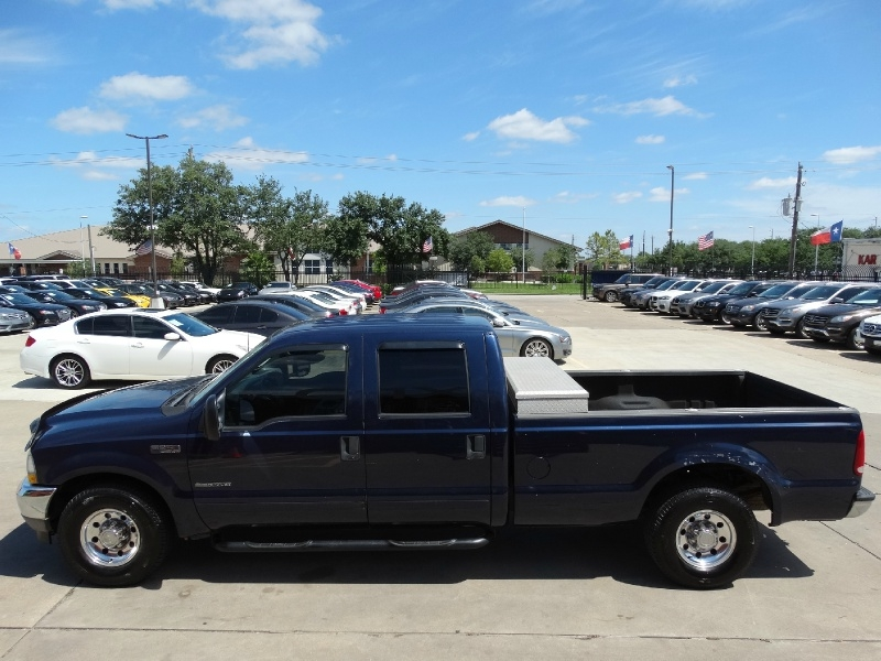 Ford Super Duty F-350 SRW 2002 price $8,995