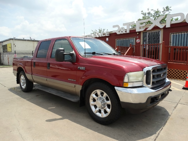 Ford Super Duty F-250 2003 price $9,995