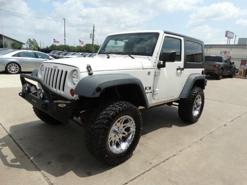 Jeep Wrangler 2009 price $12,995