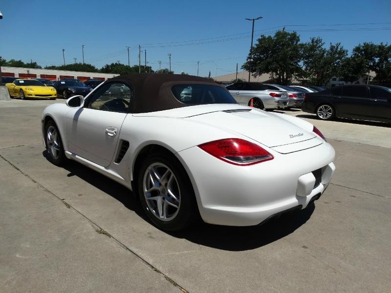 Porsche Boxster 2011 price $24,995
