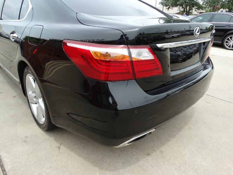 Lexus LS 460 2012 price $16,995