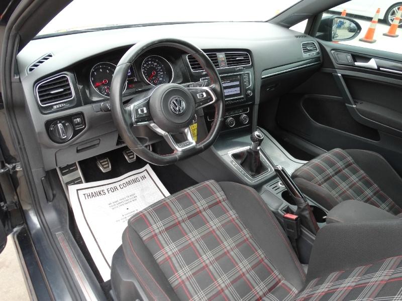 Volkswagen Golf GTI 2016 price $11,995