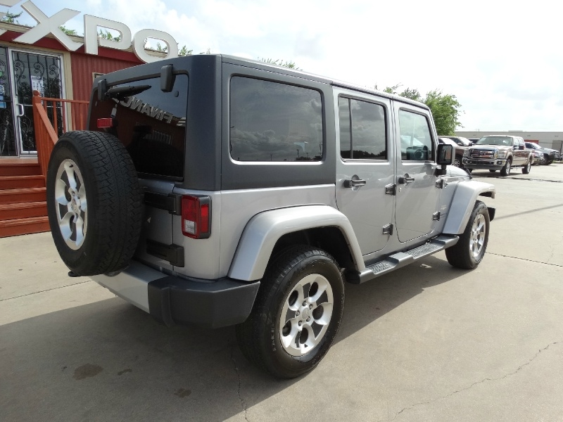 Jeep Wrangler Unlimited 2013 price $22,995