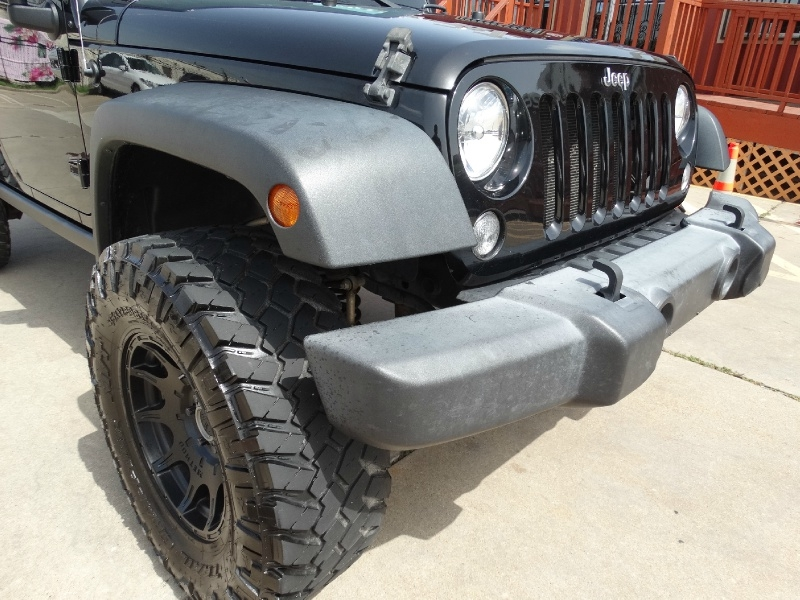 Jeep Wrangler Unlimited 2016 price $33,995