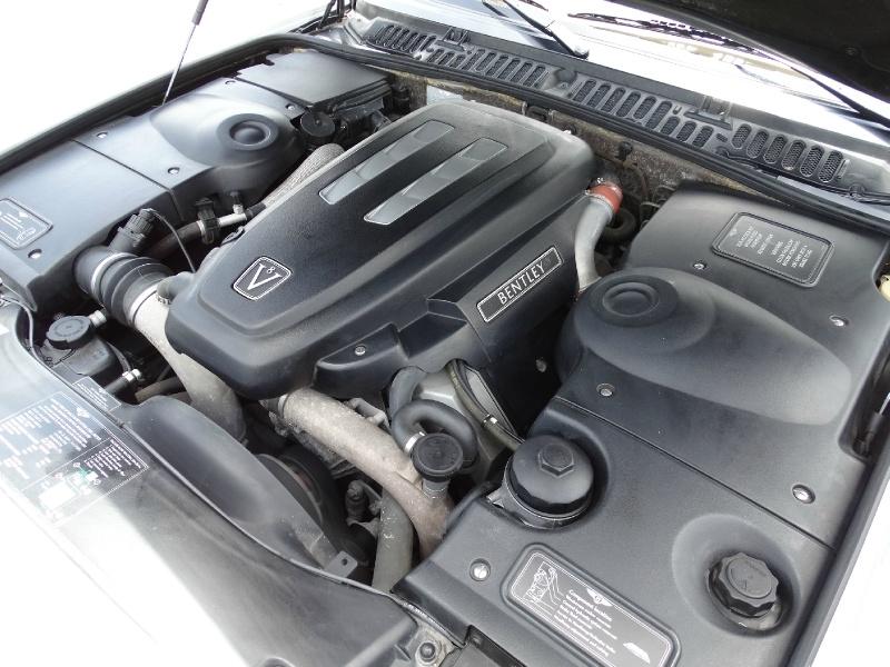 Bentley Arnage 1999 price $26,995