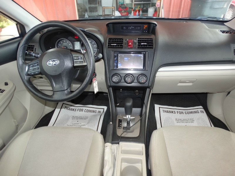 Subaru XV Crosstrek 2013 price $9,995