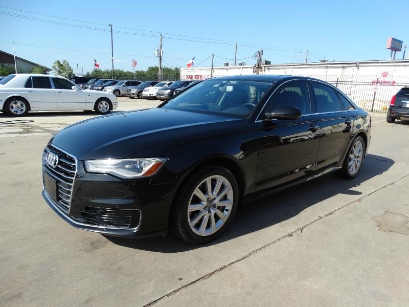 Audi A6 2016 price $15,995