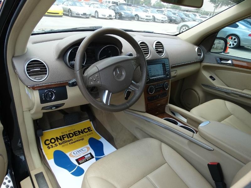 Mercedes-Benz GL-Class 2008 price $11,495