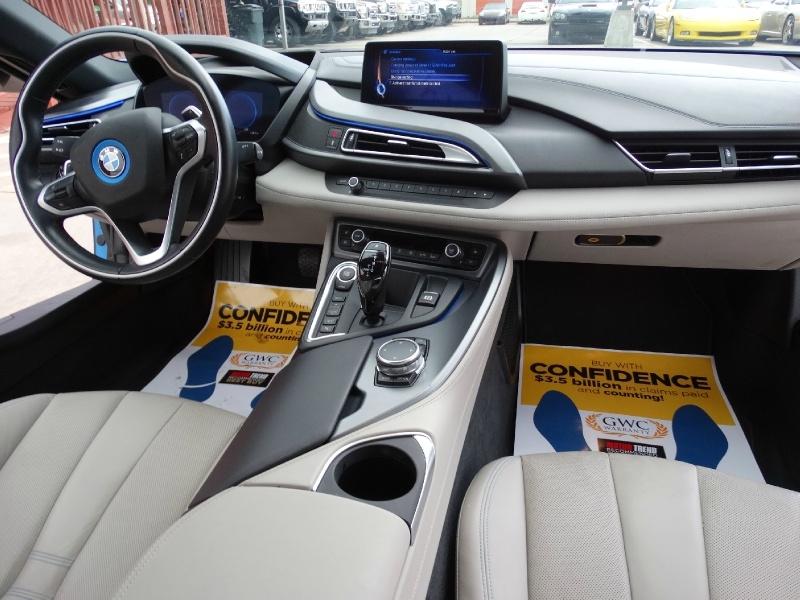 BMW i8 2015 price $61,995