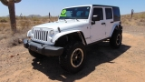 Jeep Wrangler Unlimited 4WD 4dr Sport S 6 Speed Lifted 2015