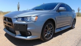 Mitsubishi Lancer Evolution 4dr Sedan Final Edition AWD 2015