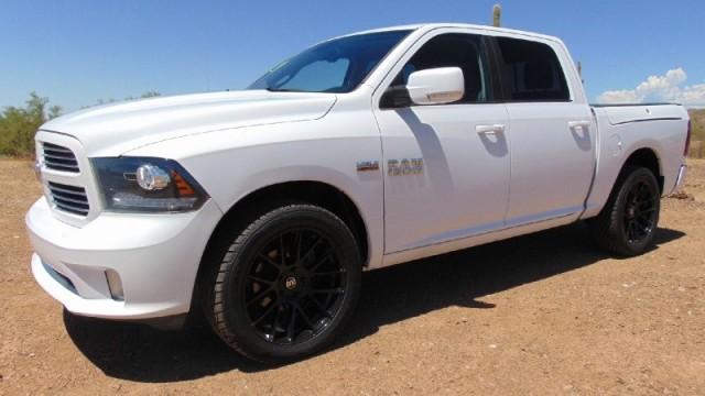 2013 Dodge Ram 1500 4WD Crew Cab Sport RamBox