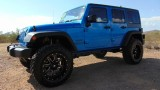 Jeep Wrangler Unlimited 4WD 4dr Sport Lifted 2014