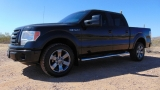 Ford F150 SuperCrew FX4 4X4 Short Bed 2010