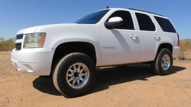 2007 Chevrolet Tahoe LT Lifted