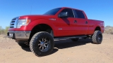 Ford F-150 4WD SuperCrew XLT Lifted 2012