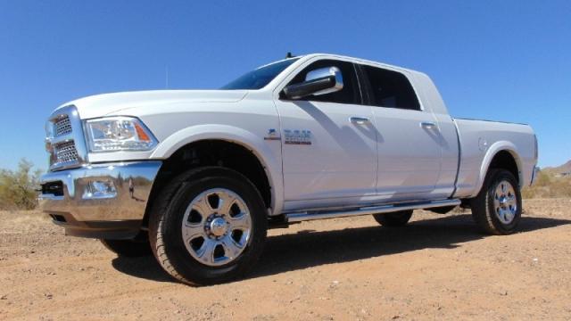 2014 Dodge Ram 3500 4WD Mega Cab Laramie