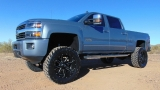 Chevrolet Silverado 3500HD 4WD High Country Crew Cab Lifted 2016