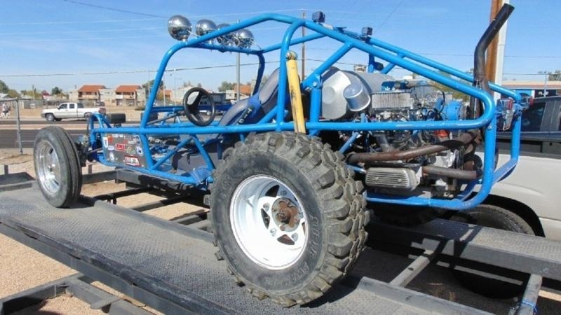 Volkswagen Sand Rail Dune Buggy With Trailer Inventory