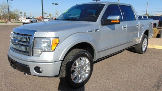 2010 Ford F150 Platinum 4WD SuperCrew