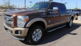 Ford F-250 King Ranch 4WD Super Duty Crew Cab 2012
