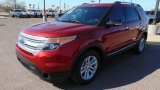 Ford Explorer XLT w/Leather & 3rd Row 2015