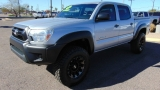 Toyota Tacoma Double Cab PreRunner 2013