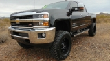 Chevrolet Silverado 3500HD 4WD LTZ Crew Cab Z71 Lifted 2015