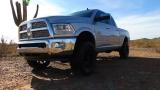 Dodge Ram 2500 Laramie Crew Cab 4x4 Leveled 2016