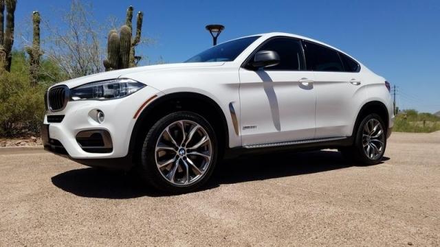 2015 BMW X6 xDrive50i AWD 4.4L Twin Turbo