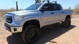 Toyota Tundra TRD Off-Road CrewMax 5.7L 4x4 Lifted 2015