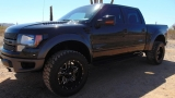 Ford F-150 SVT Raptor SuperCrew 6.2L 4x4 2012