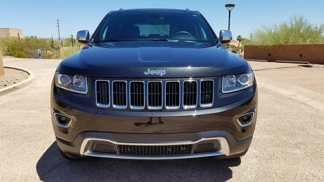 2014 Jeep Grand Cherokee Limited 3.6L V6