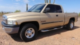 Dodge Ram 2500 SLT/Laramie Quad Cab 5.9L Cummins Turbo D 2002