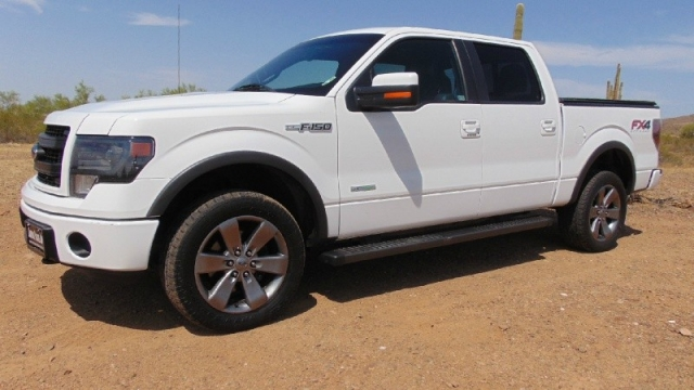 2013 Ford F150 FX-4 SuperCrew 4WD