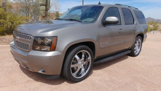 2007 Chevrolet Tahoe LT 5.3L w/Leather