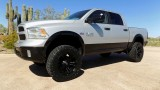Dodge Ram 1500 Outdoorsman Crew Cab 4WD Lifted 2014