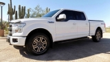 Ford F150 4WD SuperCrew Lariat FX-4 Luxury & Tech Pkg 2015