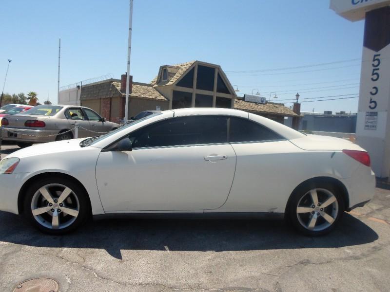 Pontiac G6 2007 price $3,295 Cash