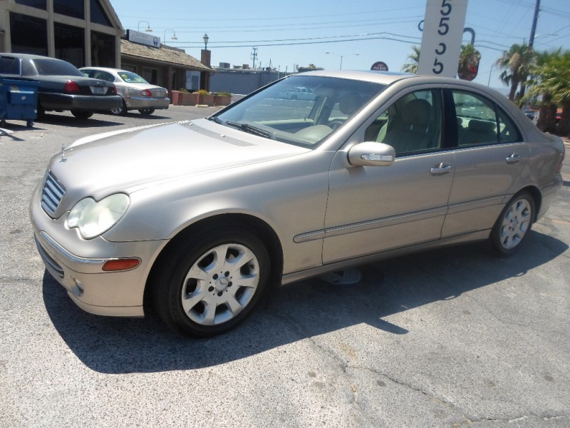 Mercedes-Benz C-Class 2005 price $5,995