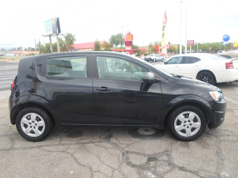 Chevrolet Sonic 2014 price $4,795 Cash