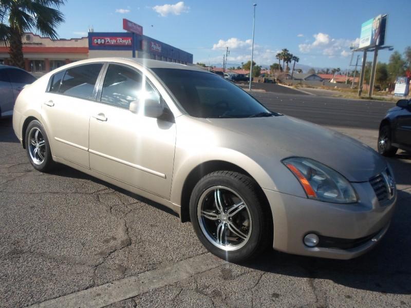 Nissan Maxima 2006 price $4,995