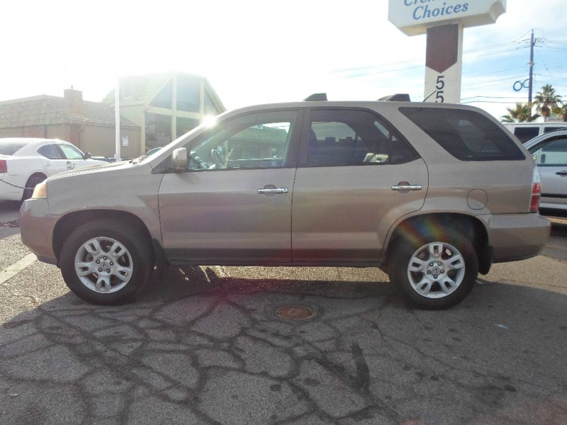 Acura MDX 2004 price $4,995 Cash