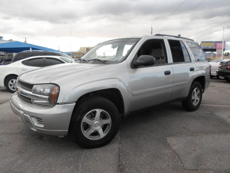 Chevrolet TrailBlazer 2006 price $4,495 Cash
